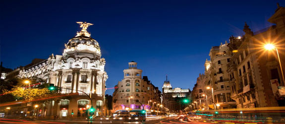 Removals to Madrid